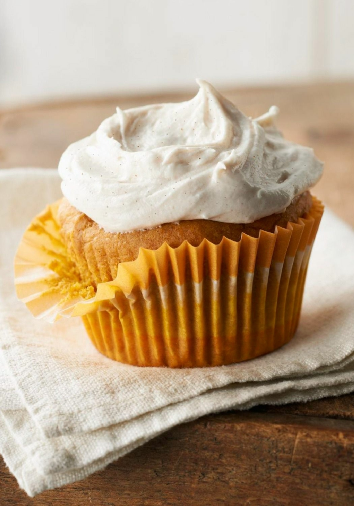 gâteau à la citrouille cupcake