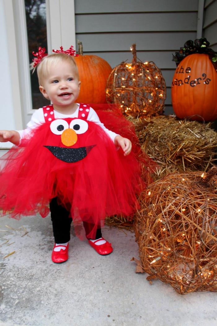idée diy de déguisement halloween bébé