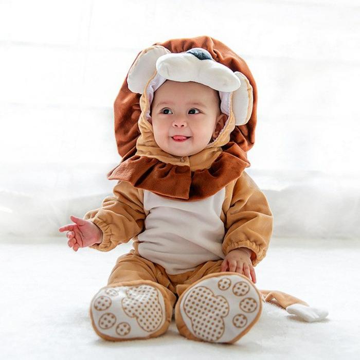 idée originale déguisement halloween bébé