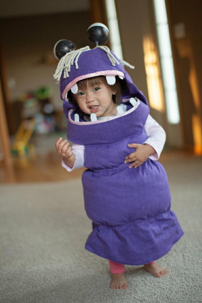 idée unique déguisement halloween bébé