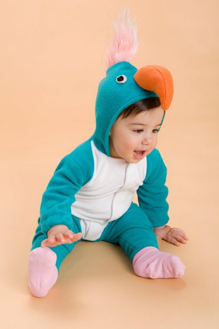 jolie idée déguisement halloween bébé