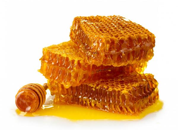 les abeilles miel d'or