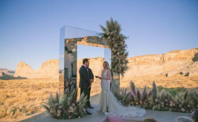 le mariage du DJ Tiësto et Annika Backes