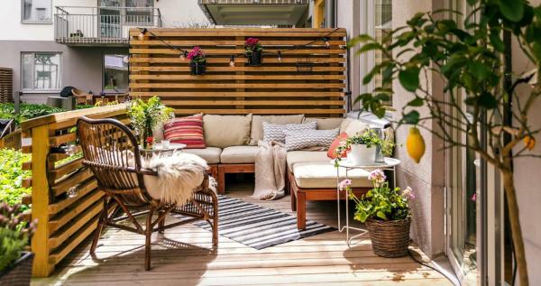 meubles pliables sol en bois