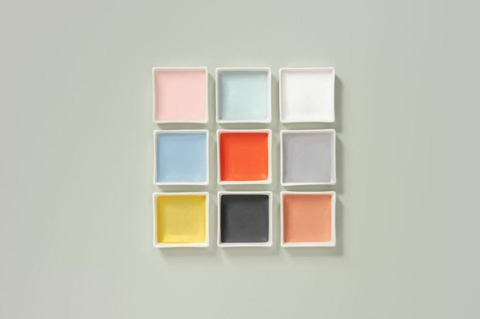 palette couleur à combiner avec la couleur de l'année 2020 tranquil dawn