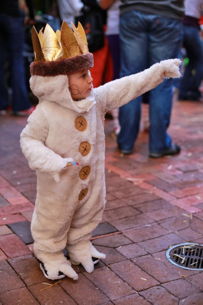 proposition déguisement halloween bébé
