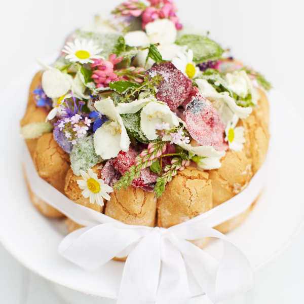 recette avec melon fleurs fondantes