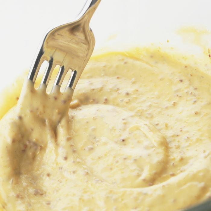 recette mayonnaise au moutarde