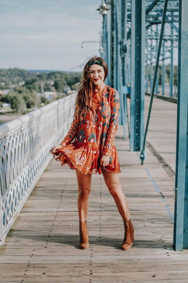 robe élégante automne 2019 robe courte
