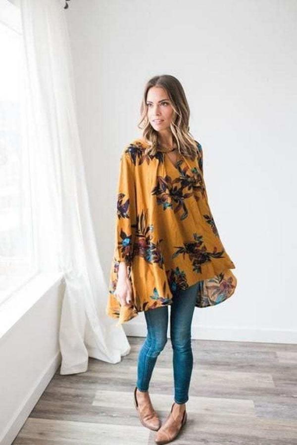 robe élégante automne 2019 forme asymétrique