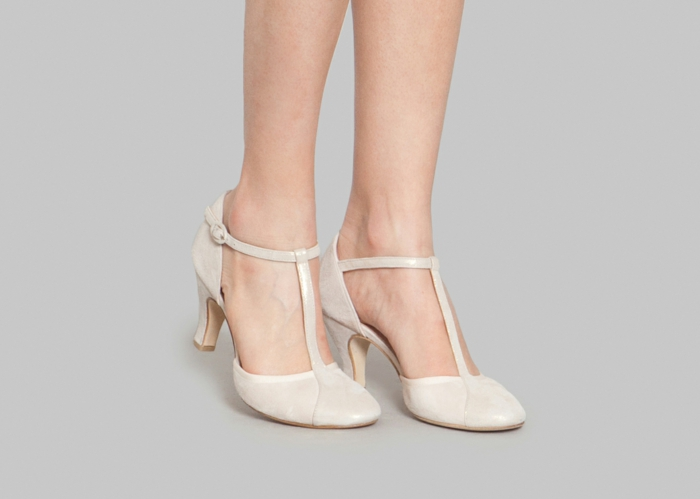 salome chaussures déguisement années 20