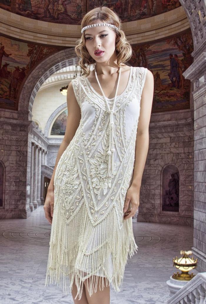 style 1920 femme déguisement années 20