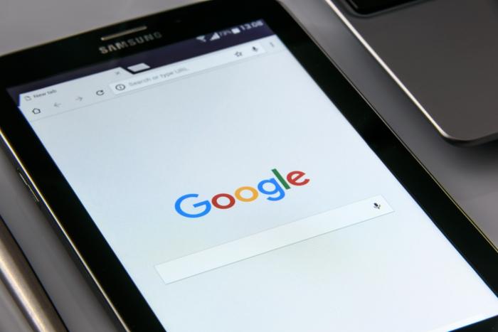 tablette google algorithme