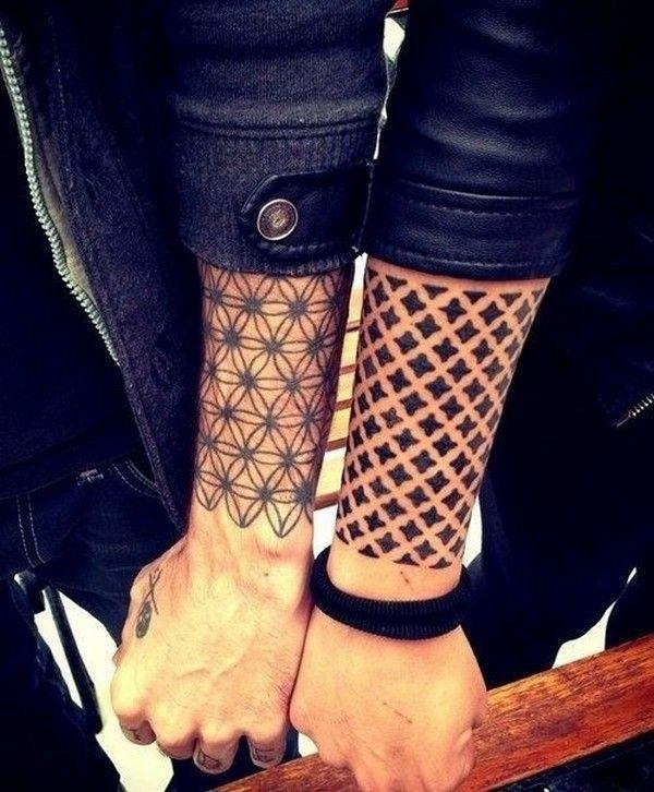 tatouage complémentaire pour meilleurs amis