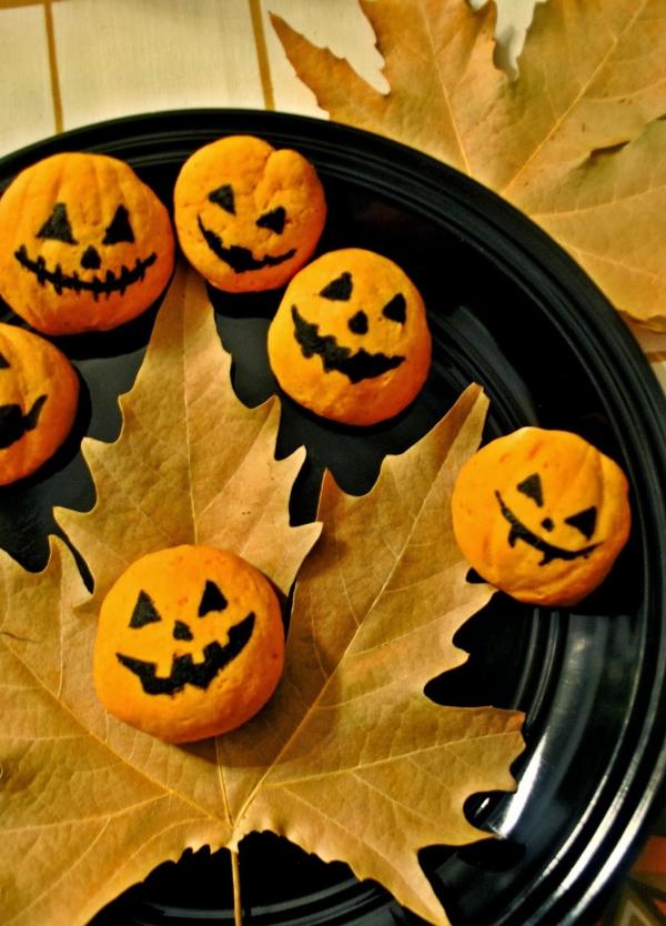 Idée recette Halloween comme des citrouilles