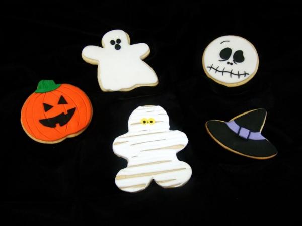 Idée recette Halloween créatures maléfiques