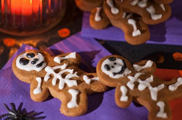 Idée recette Halloween squelettes à manger