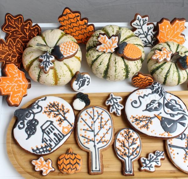 Idée recette Halloween jolis gâteaux