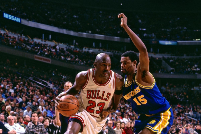 Michael Jordan numéro 23