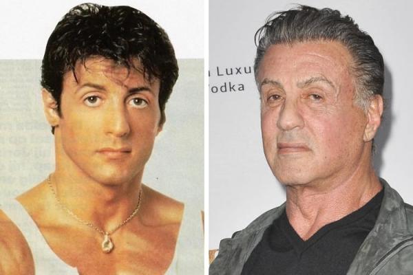 Richard Gere et Sylvester StalloneRocky Balboa
