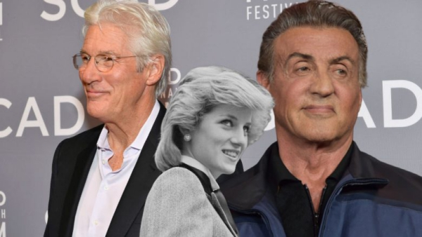 Richard Gere et Sylvester Stalloneen compagnie