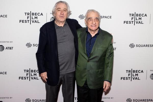 Robert de Niro avec Martin Scorsese