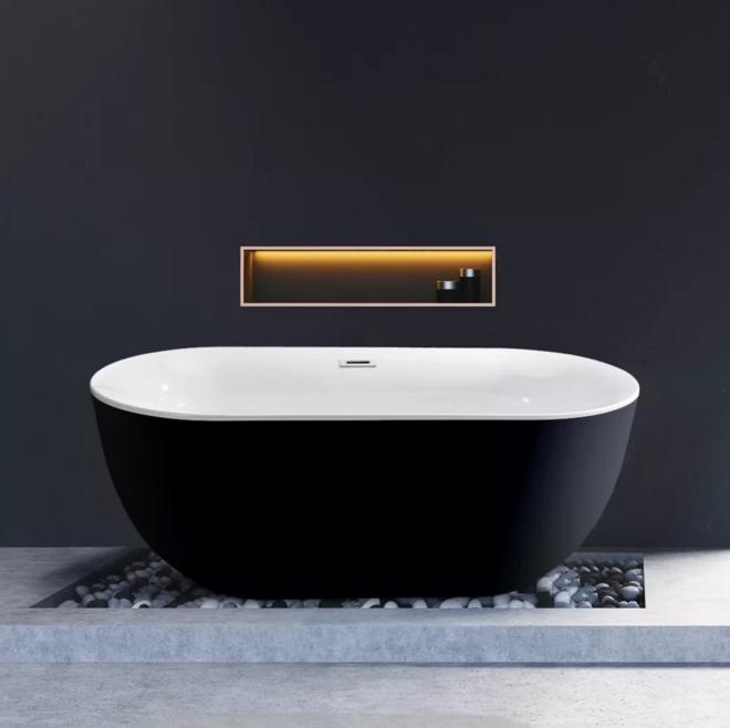aménagement de salle de bain comme spa