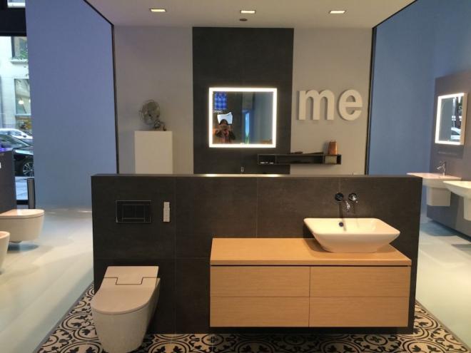 aménagement de salle de bain un design moderne