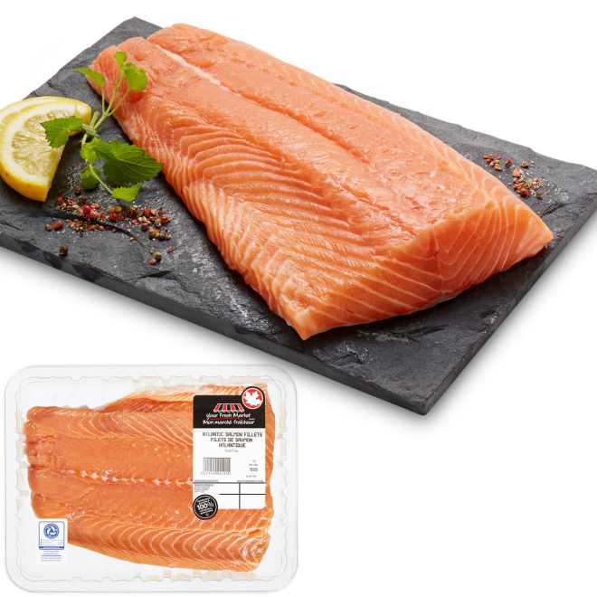 arthrite saumon rouge