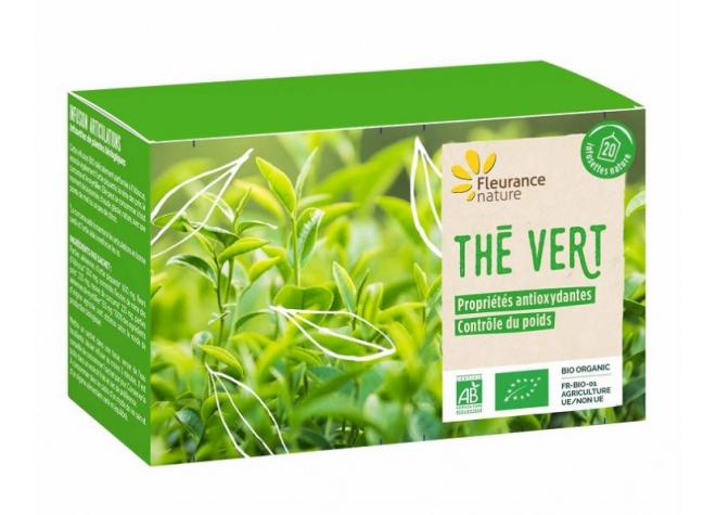 arthrite du thé vert