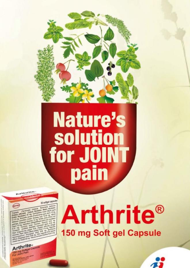 arthrite solution naturelle