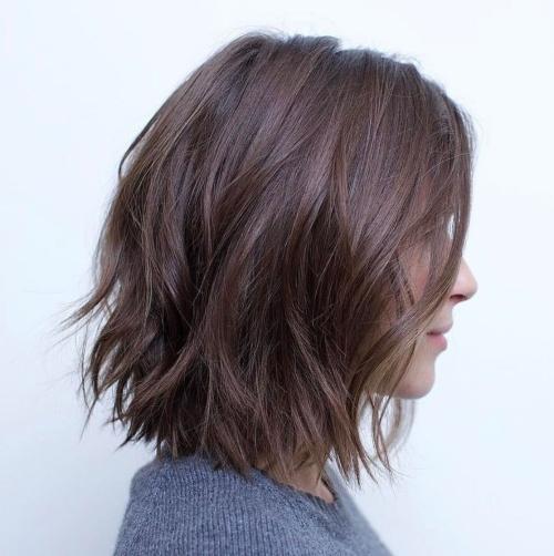 coupe bob couleur des cheveux