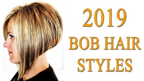 coupe bob tendances 2019