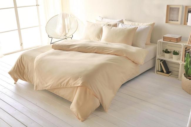 couvre-lit satin sol en planches