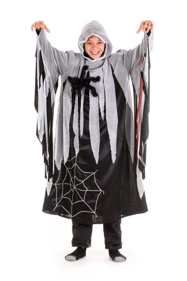déguisement fantôme l'enfant arraignée