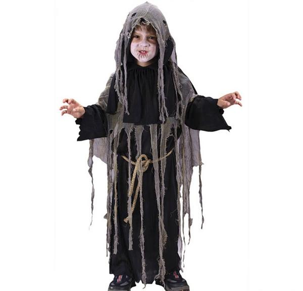 déguisement fantôme petit zombie