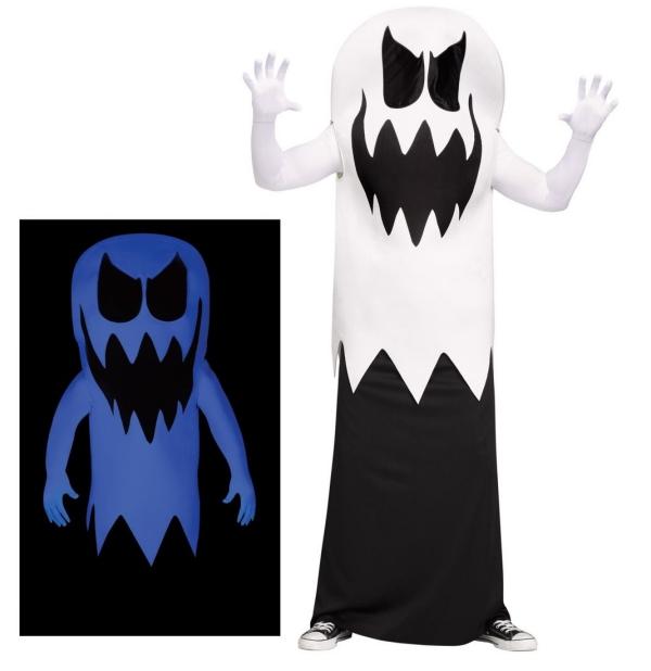 déguisement fantôme toute une tenue