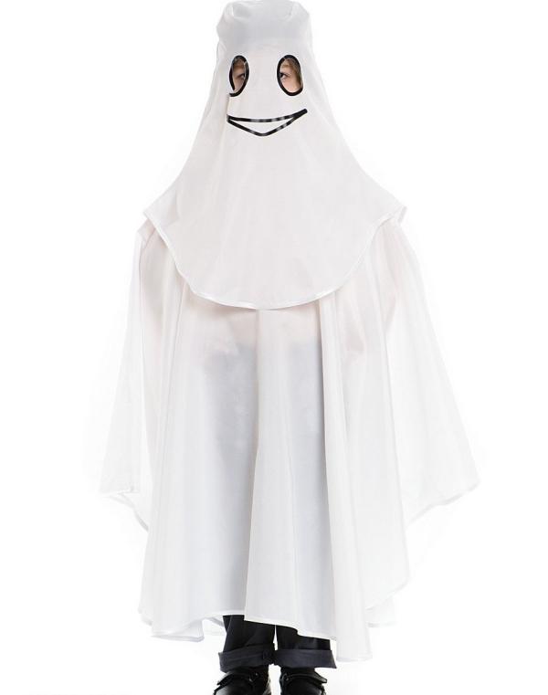 déguisement fantôme trous pour les yeux