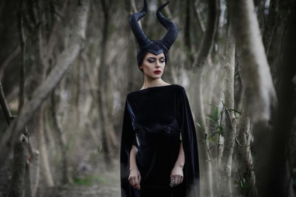 déguisement maléfique femme