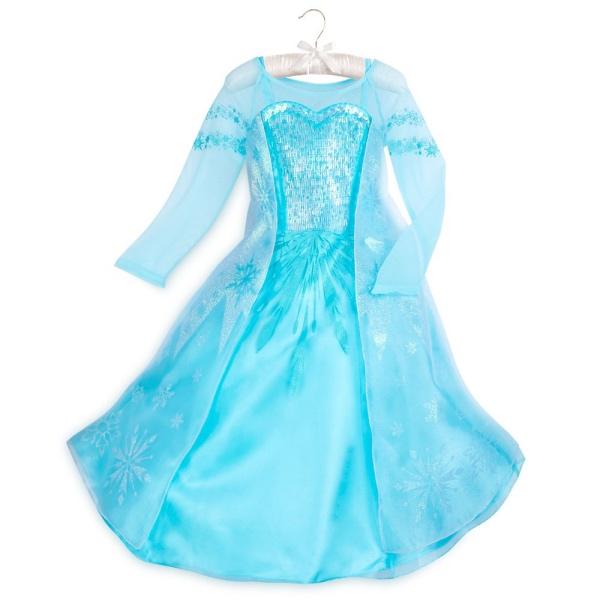 déguisement Elsa haute couture