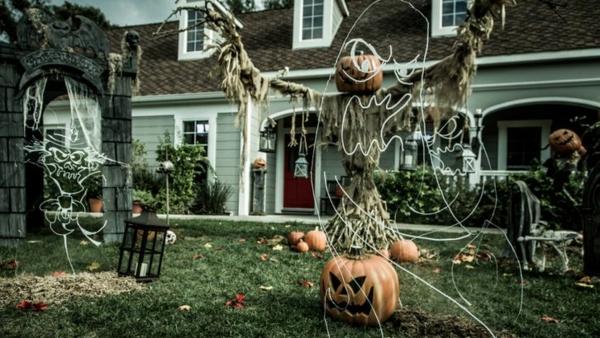 fabriquer un fantôme pour halloween en plexiglass