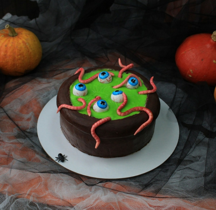 gâteau halloween pour vous inspirer