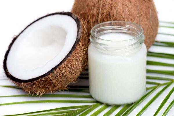 huile noix de coco réduit l'appétit