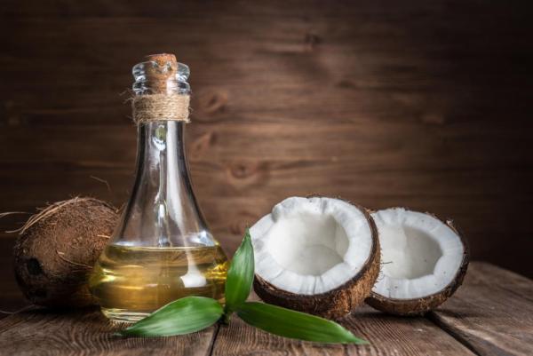 huile noix de coco riche en graisses