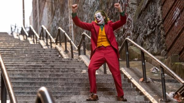 le Jocker comme clown