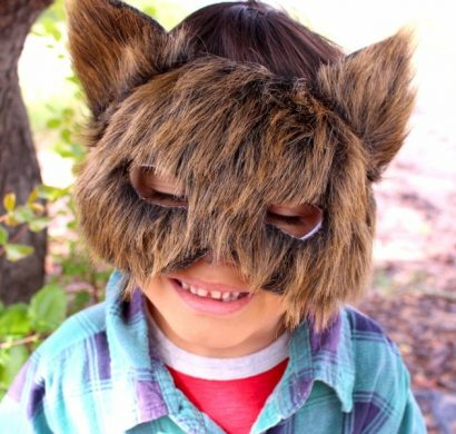 masque halloween à fabriquer