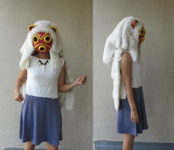masque halloween à fabriquer vous-même