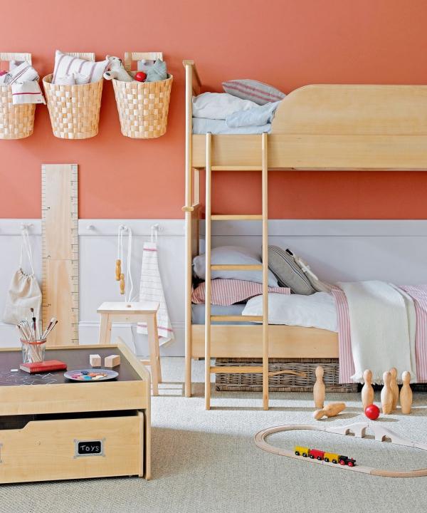 mobilier chambre enfant à deux