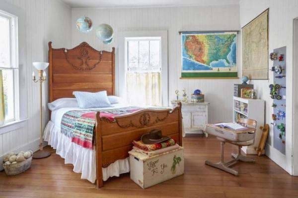 mobilier chambre enfant goût explorateur