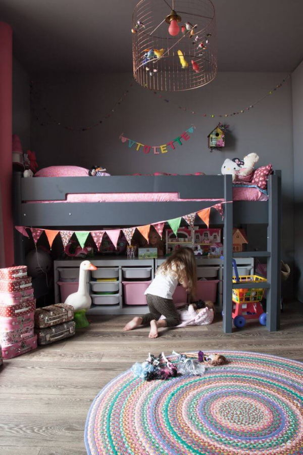 mobilier chambre enfant lit IKEA